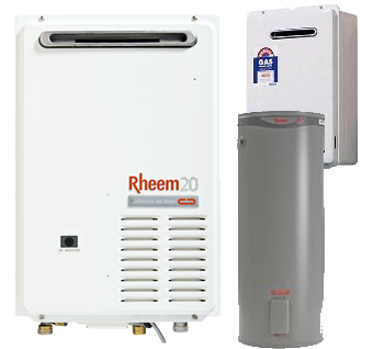 Hot water systems Campbelltown